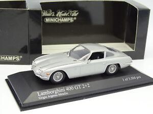 Minichamps-1-43-Lamborghini-400-GT-2-2-Silver