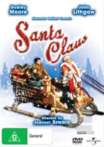 SANTA-CLAUS-The-Original-Movie-Dudley-Moore-NEW-DVD