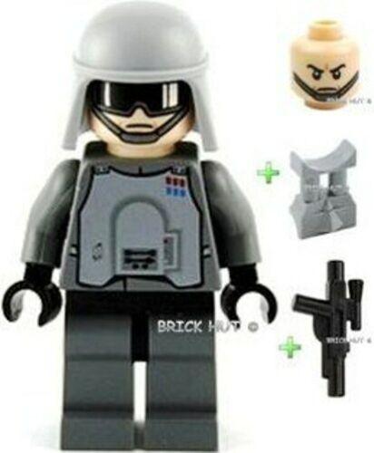 regalo 9509-2012-Nuevo Lego Star Wars Oficial Imperial con correa de barbilla figura