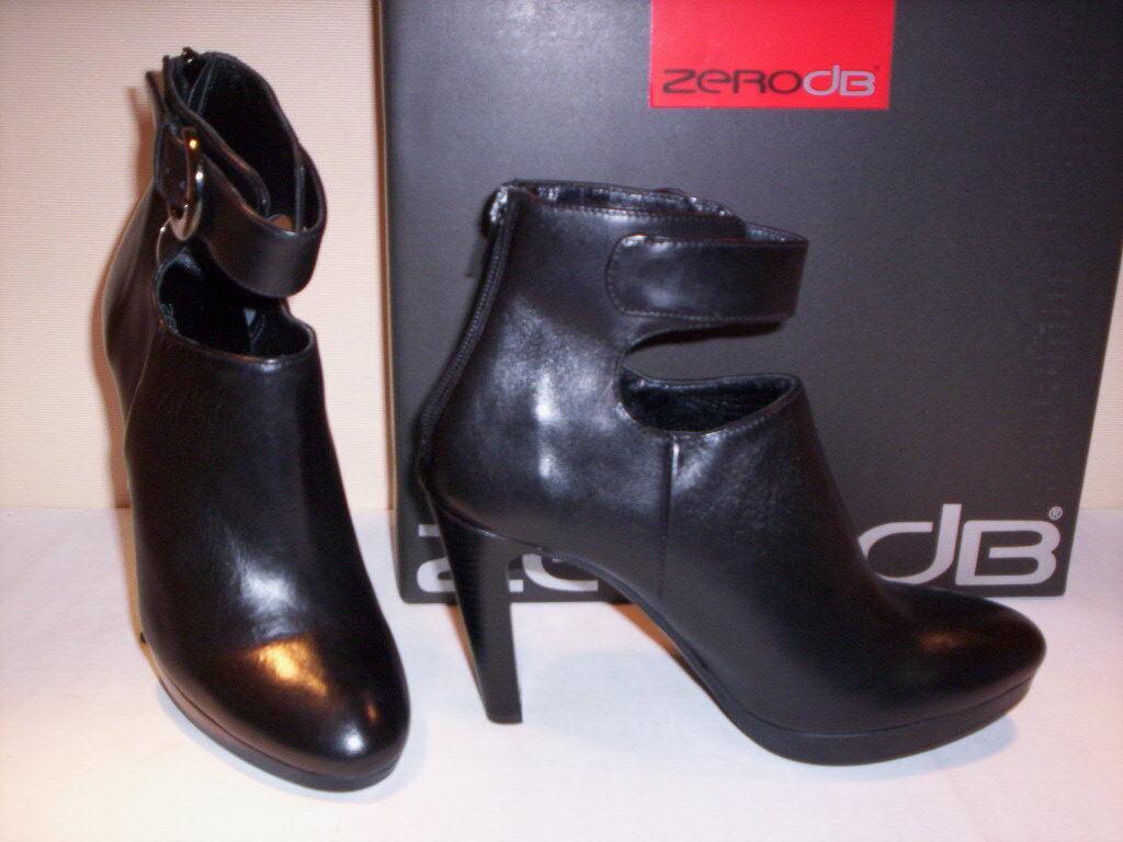 Zapatos botas botines bajos Zerodb mujer zapatos de tacón alto plataforma nuevo