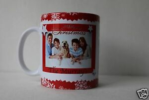 Customized Christmas Coffee Tea Mug