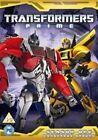 Transformers Prime - Season 1 Part 2 Dangerous Ground DVD