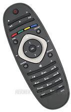 Ersatz Fernbedienung für Philips  46PFL6606K, 55PFL6606K, 32PFL6626H, 40PFL6626