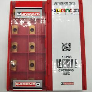 10PCS-APMT1135PDER-DP5320-CNC-lathe-milling-cutter-inserts-APMT-APKT-blade