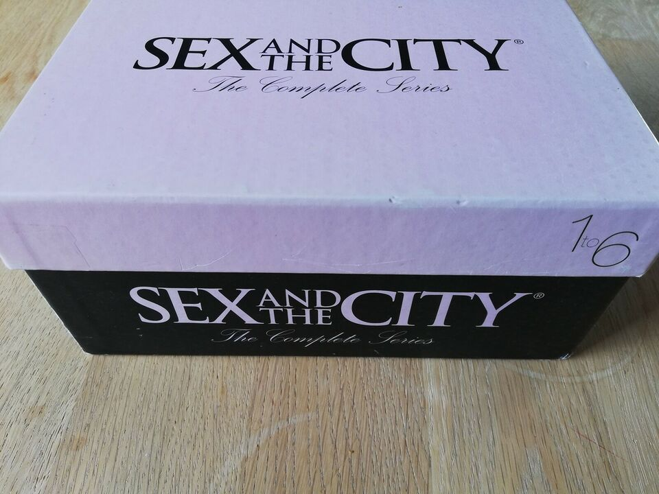 Sex and the city, DVD, andet