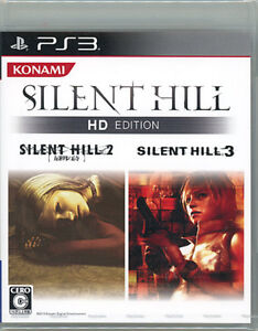 F S Konami Silent Hill Hd Edition Ps3 Silent Hill 2 Last Poems