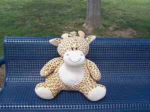 "LARGE! JUMBO! Best Made Toys Baby Giraffe Plush Stuffed Animal ADORABLE! 29"""