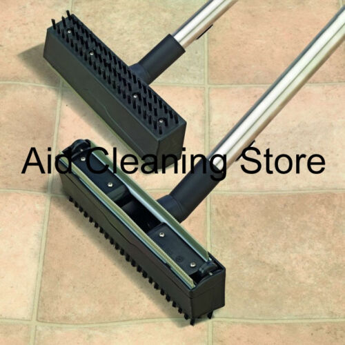 Original Numatic George 300mm doble propósito Scrub Y Wet recoger herramienta de 32 mm 601827