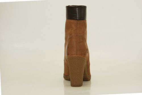 6 Botines De Glancy Timberland Mujer Cordones Zapatos Botas Pulgadas t4gvw