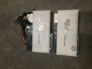 BMW E39 540 530I 525I 528I M5 BASIC GM MODULE GENERAL MODULE BRAIN 6913521 OEM