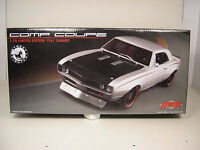 Gmp Diecast Metal 1:18 Scale Silver Competition Coupe 1967 Chevrolet Camaro