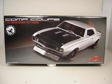 GMP 1:18 SCALE DIECAST METAL SILVER 1967 CHEVROLET CAMARO COMPETITION COUPE