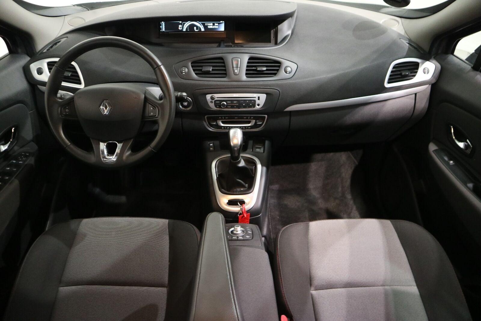 Renault Scenic III 1,5 dCi 110 Expression aut. - billede 12