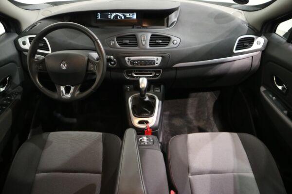 Renault Scenic III 1,5 dCi 110 Expression aut. billede 12