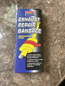 Granville Exhaust Repair Bandage Gas Tight Repair For Large Holes & Splits