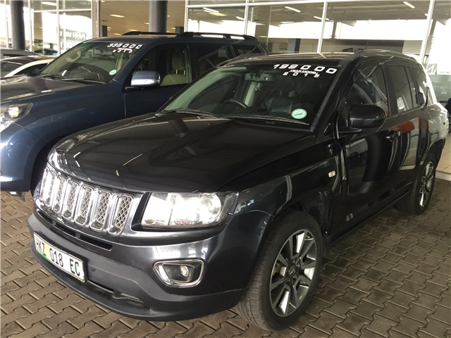 2015 Jeep Compass 2.0 Limited