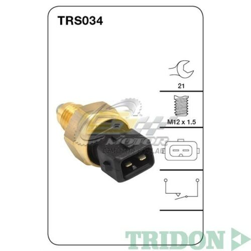 TRIDON REVERSE LIGHT SWITCH FOR MINI CooperS 02120613 1.6LN18B16A