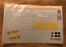 HO Herald King BOXCAR /'COTTON BELT/' Tuscan Red 50/' Boxcar Sealed #B-570