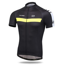 item 2 Mens Cycling Shirt Jersey Short Sleeve Bike Clothes Top Cycle Jersey  Black S-5XL -Mens Cycling Shirt Jersey Short Sleeve Bike Clothes Top Cycle  ... 941042334