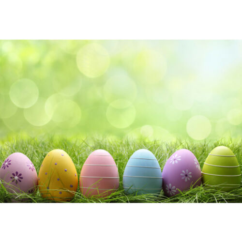 Easter Day Floor Thin Vinyl Background Photography Studio Photo Props Backdrop
