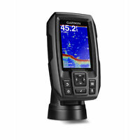 Garmin Striker 4 Fishfinder 3.5 Gps 4-pin 77/200khz Transducer 010-01550-00