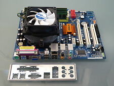 Nur 45W Mainboard Bundle ASRock N68-GE / Athlon 605 Quad 4x 2,30GHz / 8GB RAM