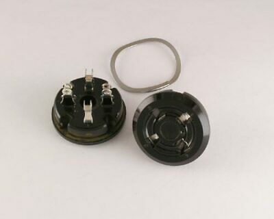 1x 11 Pin Octal Style Tube Relay Socket 78S11 Wire Pro Amphenol 78-S11 Type S