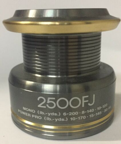 Shimano reel stradic fj original miele 1000 2500 4000 5000 spare spool