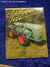 Schlepper Post 5/07 O&K Holder Porsche P111 Eicher Agro Robof