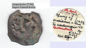 stampsdealer-Nordboehmen-Pfennig-ex-Slg-Horn-T708