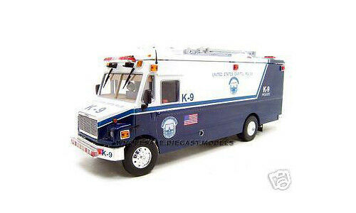 FREIGHTLINER MT-55 EMT K-9 police 1 32 Voiture Modèle  par UNIQUE REPLICAS 18533  meilleure réputation