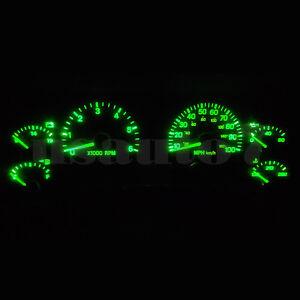 Image Is Loading Dash Instrument Cer Gauge Green Smd Led Light