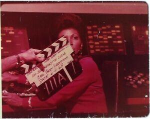Star-Trek-TOS-35mm-Film-Clip-Slide-Elaan-of-Troyius-Clapper-Board-Uhura-158