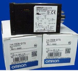 OMRON E5CN-Q1TU E5CNQ1TU 100-240VAC temperature controller NEW