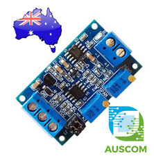 Current to Voltage 0/4-20mA to 0-3.3V 5V 10V Converter Module Analog Arduino