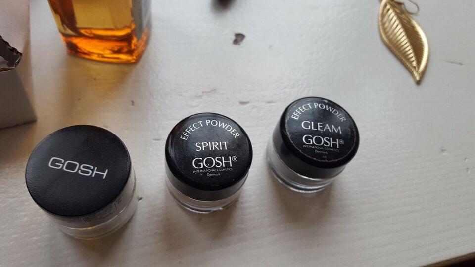 Makeup, Øjenskygge, Gosh