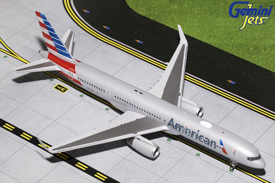 American Airlines Boeing 757-200 N203UW Gemini jets G2AAL767 échelle 1 200