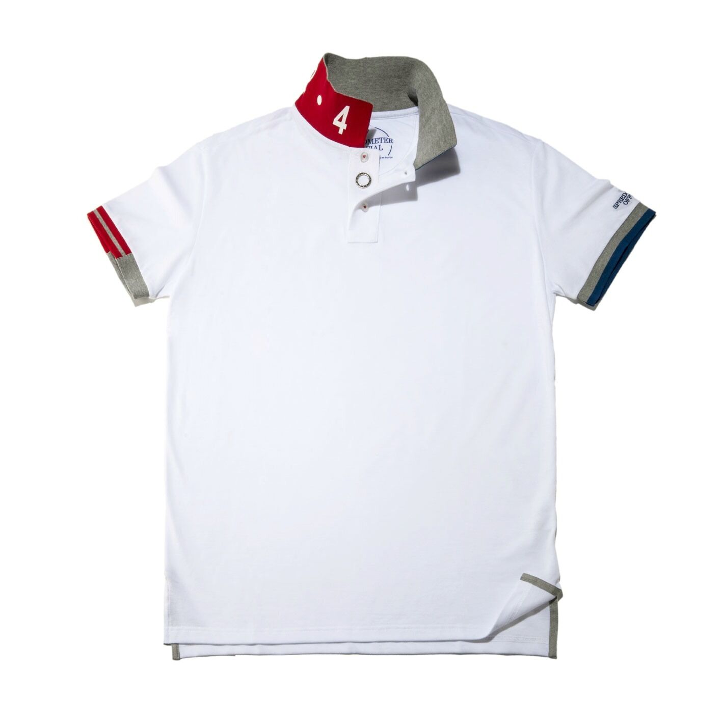 Polo Shirt Speedometer Official - Two Different colors