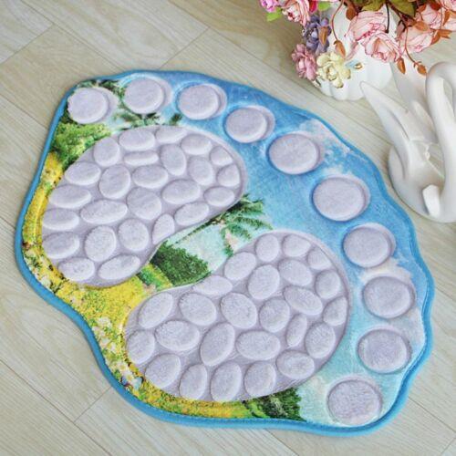 Anti Slip Feet Bath Mat Floor Bathroom Kitchen Door Bedroom Absorbent Big Rug