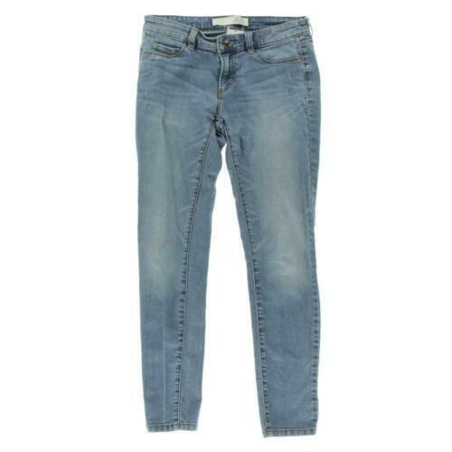 By Alina Donna Jeans Skinny Jeans Zipper Jeans Pantaloni crepe hüftjeans BLU S 36