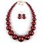 Women-Bohemian-Choker-Chunk-Crystal-Statement-Necklace-Wedding-Jewelry-Set thumbnail 171