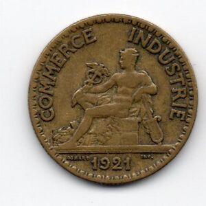France-Frankrijk-50-Centime-1921