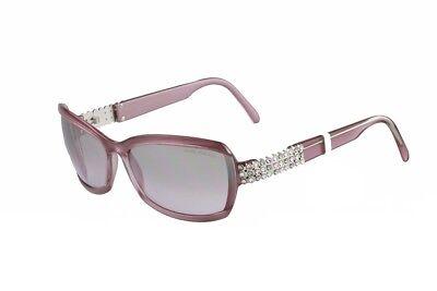 Daniel Swarovski S577 00 6053 Purple Frame Sunglasses | eBay