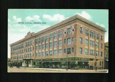 omaha ne nebraska hotel loyal used 1909 ebay ebay