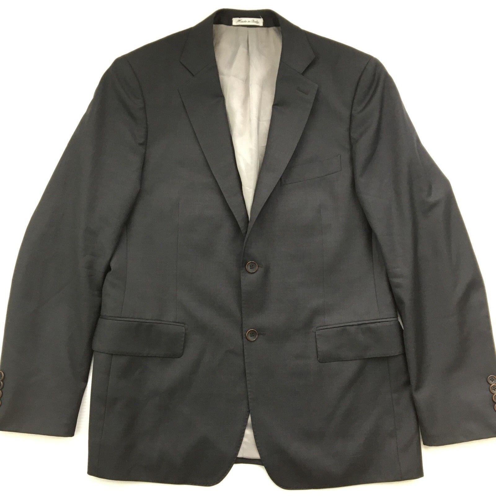 Recent Sartoria Tosi Hand Made   Herren Super 150s Wool Moden Fit Blazer 40R