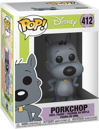Funko POP Porkchop #412 Figure Vinyl Disney Doug