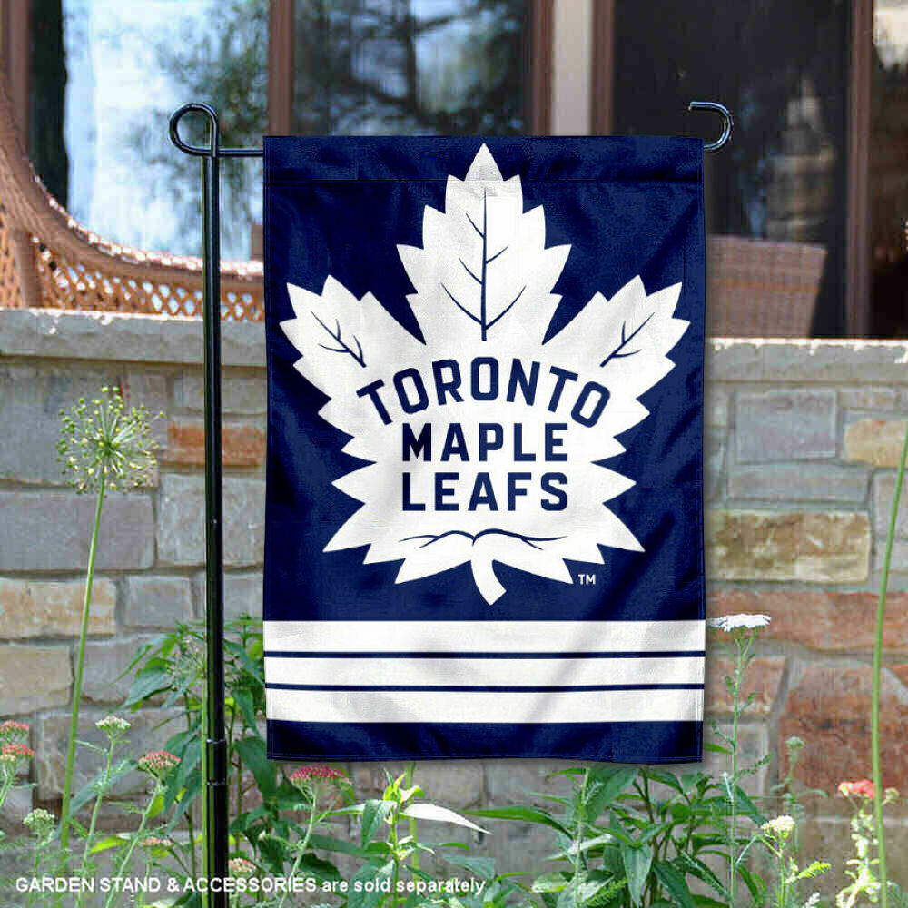 Toronto Maple Leafs Garden Flag And Yard Banner For Sale Online