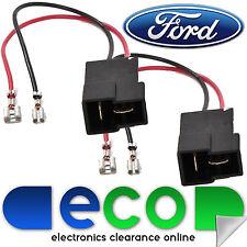 FORD Transit Van 1986 - 2003 MK2 Car Speaker Adaptor Plug Lead Connectors Wires