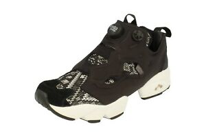 Corsa Con Ginnastica Instampump Gt Sneakers Da Dettagli Reebok Scarpe Su Pelliccia Donna srCotQhdxB