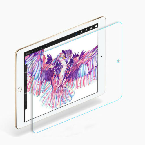 """2 Pieces Premium Tempered Glass Screen Protector for iPad Pro 12.9/"""" 2015 /& 2017"""